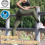 Load image into Gallery viewer, ❤️LAST DAY 50% OFF ❤️Premium 4D Leggings - A Super Life