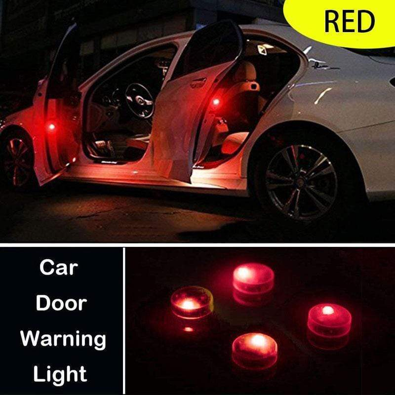Car Door LED Laser Light - A Super Life