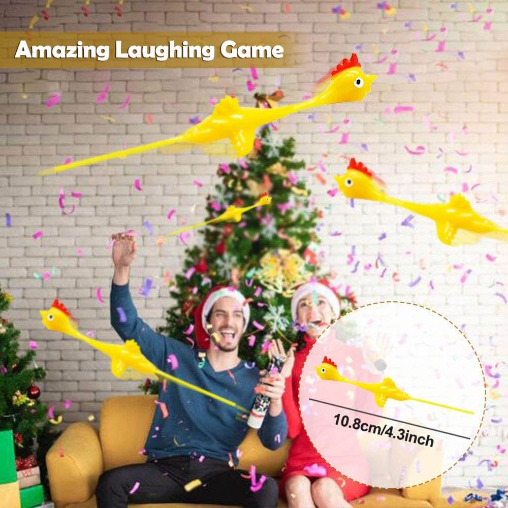 (🎄Early-Christmas Promotion🎄-48% OFF)Turkey Slingshot(As low as $0.96 each)
