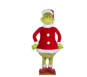 Factory Outlet 50% OFF Hunts-man™ Christmas Ornament The Lifelike Animated Grinch🔥BUY 2 FREE SHIPPING