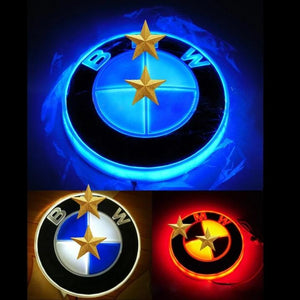 CAR LOGO BADGE LED LIGHT
