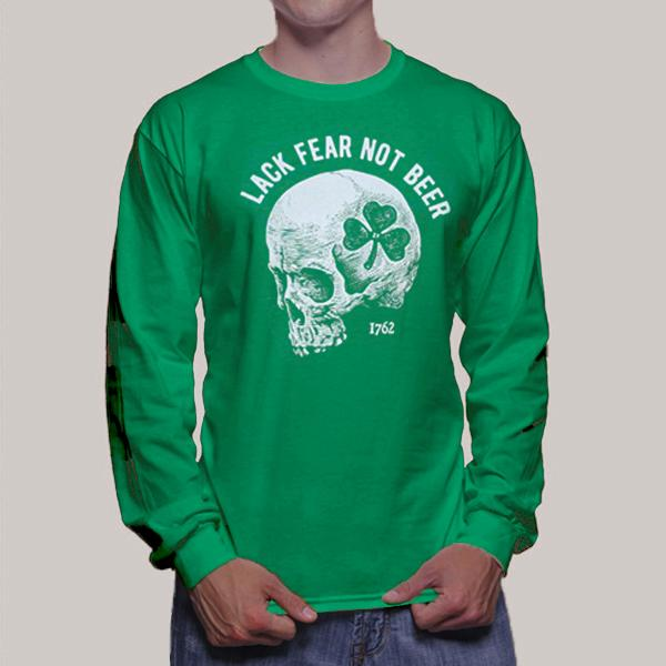 Saint Patrick's Day Limited Edition Cotton T-shirt&Long Sleeve