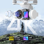 Load image into Gallery viewer, 2020 New 4K Camera Rotation Waterproof Professional RC Drone