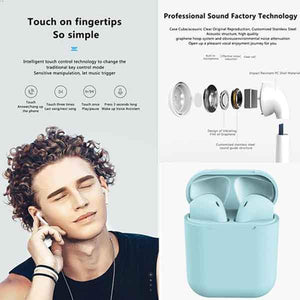 【60%OFF-Last Day Promotion】 TWS Wireless Bluetooth Earphones - worthbuyonline