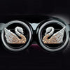 【Only $19.99!!】Car air conditioning vents diamond swan perfume holder - A Super Life