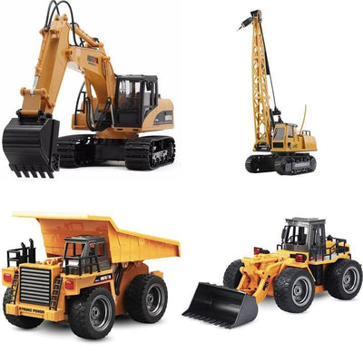 [50% OFF For Black Friday Sales]2019 RC Construction Vehicles( Free Shipping)