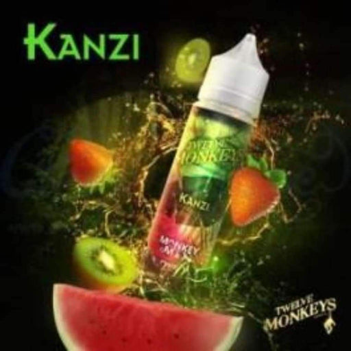 12 Monkeys - Kanzi - Juice