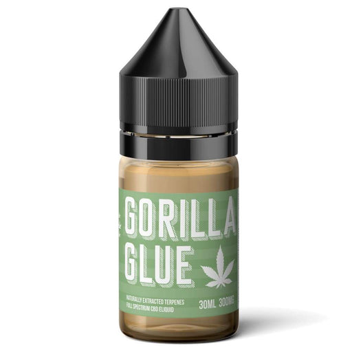 Green House Terpenes - CBD Gorilla Glue 300mg CBD - Juice
