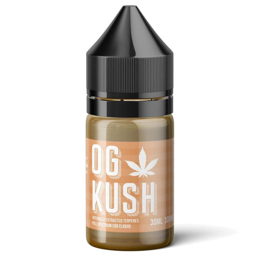 Green House Terpenes - OG Kush 300mg CBD - Juice