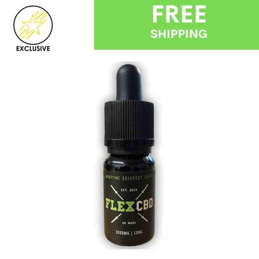 FLEX CBD Oil 3000mg 30% - CBD oil