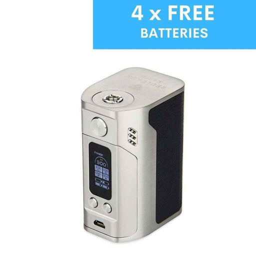Wismec Reuleaux RX300 - Devices