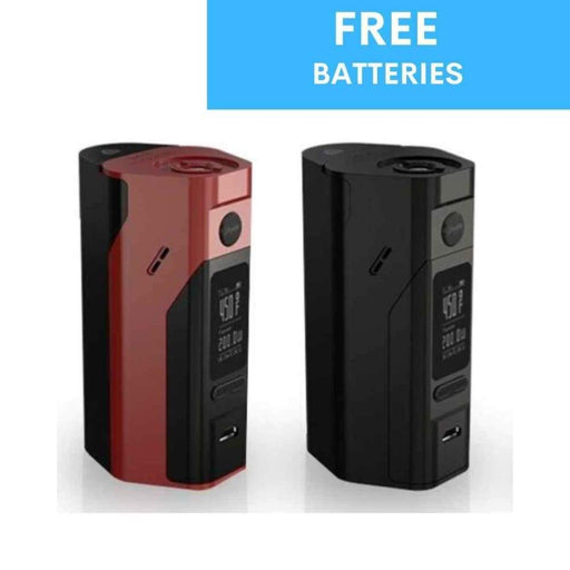 Wismec Reuleaux RX 2/3 - Devices