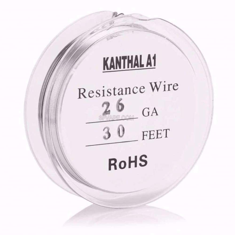 A1 Kanthal wire 26 gauge AWG 0.40mm - Accessories