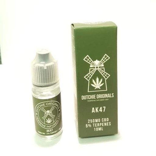 AK47 Full Spectrum CBD E-liquid