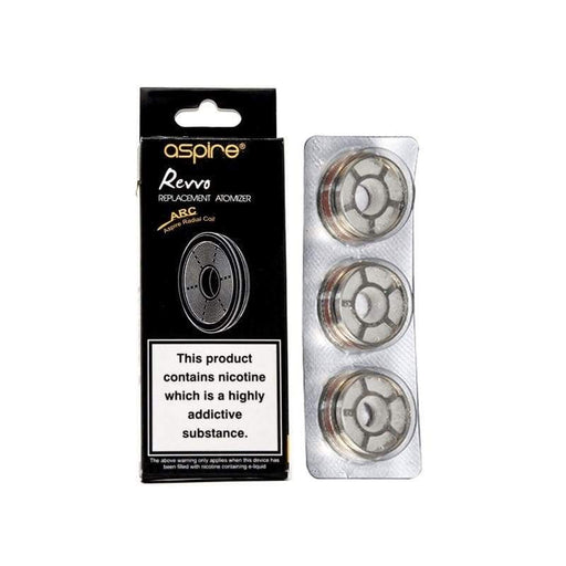 Aspire Revvo Coils - Pack Of 3 - Accessories