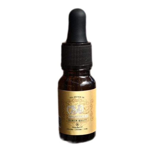 CBD Dispensary Tincture drops 2000mg - CBD oil
