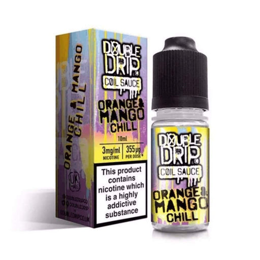 Double Drip Orange Mango Chill - Juice