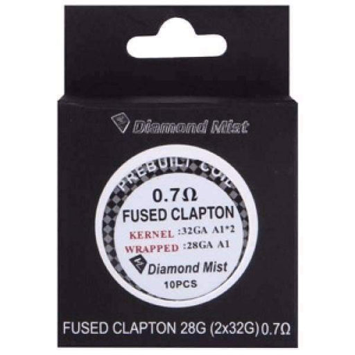 Fused Clapton 0.7 Ohm - Accessories