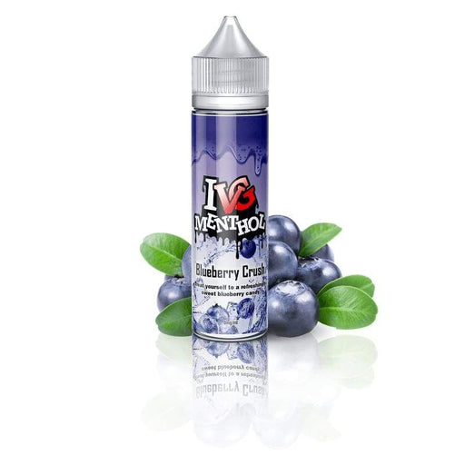 I VG Menthol - Blueberry Crush - Juice