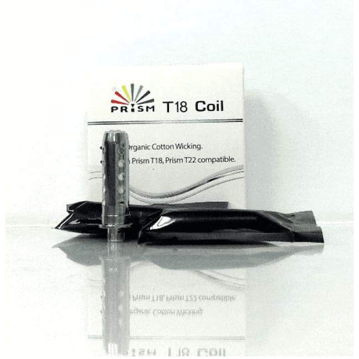 Innokin Endura T18 And T22 Coils - Pack Of 5 - Accessories