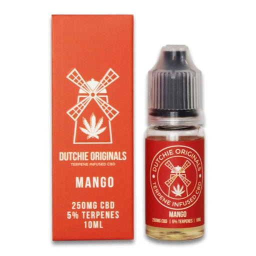 Mango Haze Full Spectrum CBD Eliquid - 250mg 10ml