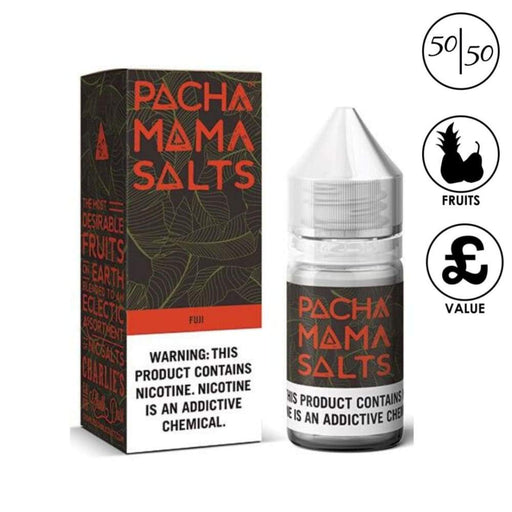 Pachamama Salts - Fuji Apple Strawb Nectarine - Juice
