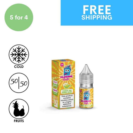Slushie Salts | Passion and Mango | 10ml - Eliquid