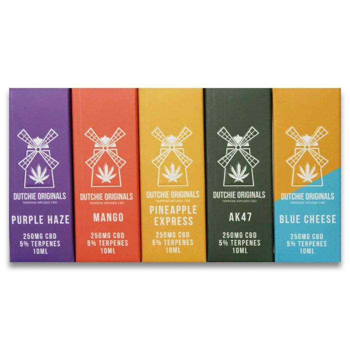 Pineapple Express Full Spectrum CBD Eliquid - 250mg 10ml