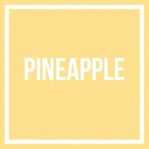 Pineapple Flavour - Juice