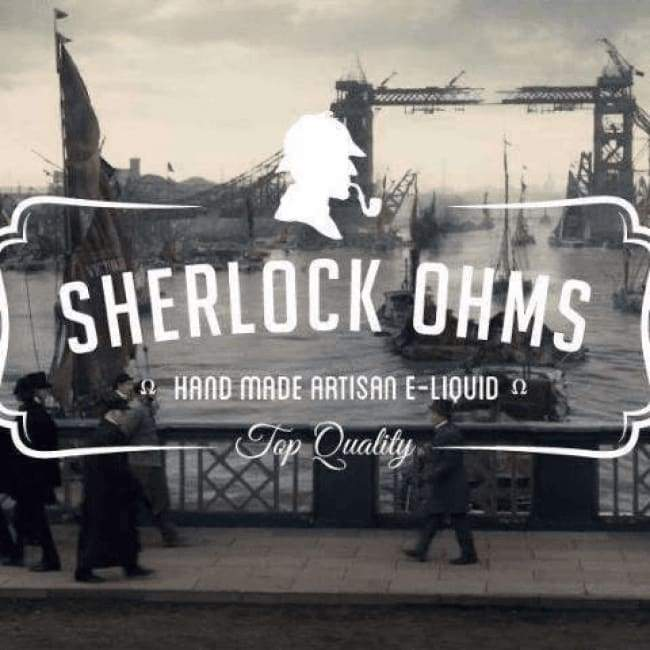 Sherlock Ohms - Noble Bachelor - Juice