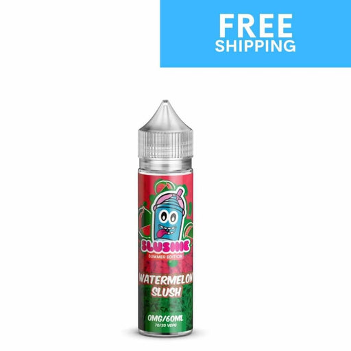 Slushie | Watermelon Slush | 50ml - Eliquid