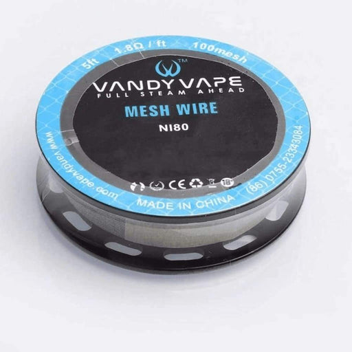 Vandy Vape Mesh Ni80 Wire - Accessories