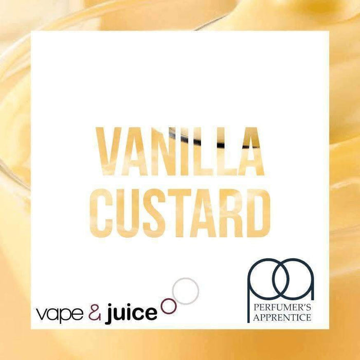 Vanilla Custard TPA - Perfumers Apprentice E-liquid DIY Concentrate 30ml - Accessories