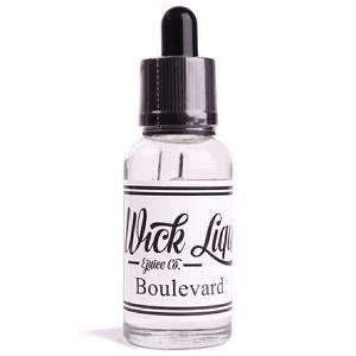 Wick Liquor - Boulevard 50ml - Juice