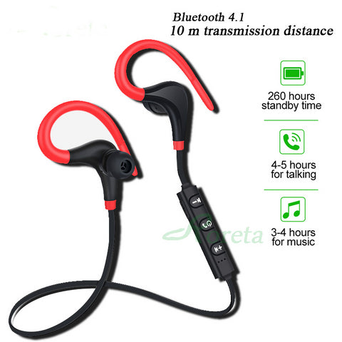 Wireless Headset Bluetooth 5.0 Headphones Stereo headphone with microphone headset