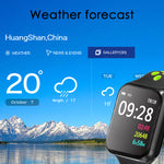 F9 sport smart watches for apple Touch Screen Heart rate Blood pressure Smartwatch Support IOS Android PK iwo8 b57 for men women