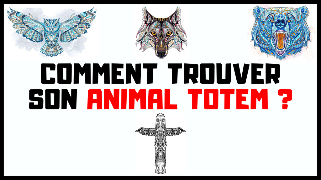 Comment Trouver  son  Animal Totem