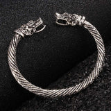 Bracelet Tête de Loup | Animal Totem Shop