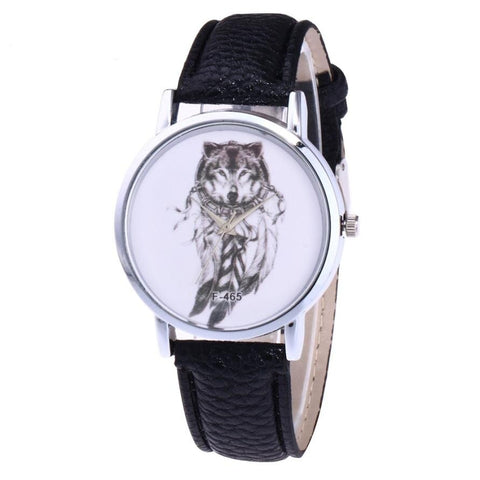 Montre Loup Rêve | Animal Totem Shop