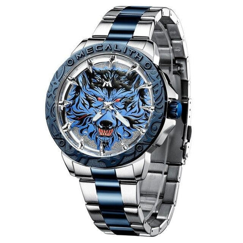 Montre Loup Garou | Animal Totem Shop