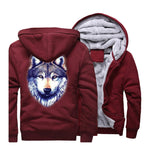 Veste Loup Gris | Animal Totem Shop