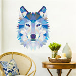 Sticker Loup Origami
