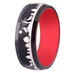 Bague Loup Meute | Animal Totem Shop