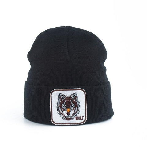Bonnet Tête de Loup | Animal Totem Shop