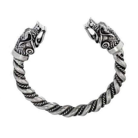 Bracelet Loup Fenrir | Animal Totem Shop