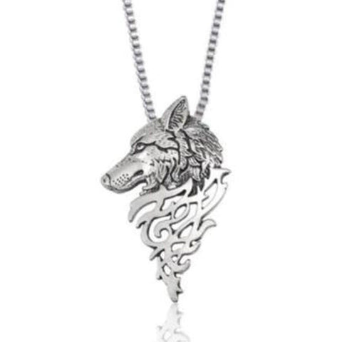 Collier de Loup | Animal Totem Shop