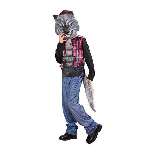 Déguisement Halloween Loup Garou | Animal Totem Shop