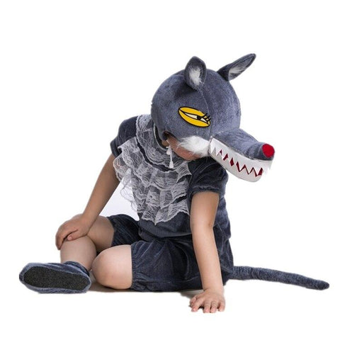 Déguisement Loup Cosplay | Animal Totem Shop