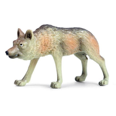 Figurine Loup Blanc | Animal Totem Shop