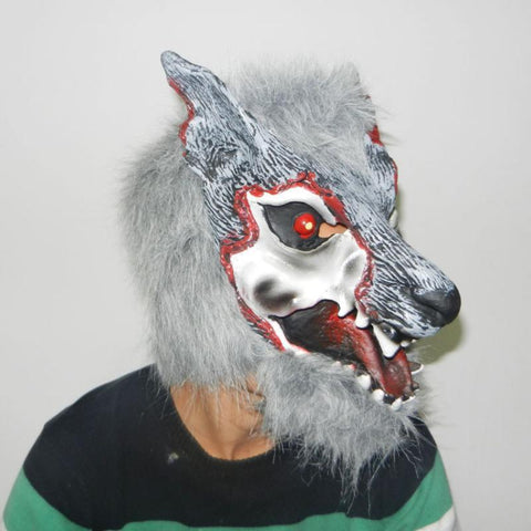 Masque de Loup Garou | Animal Totem Shop